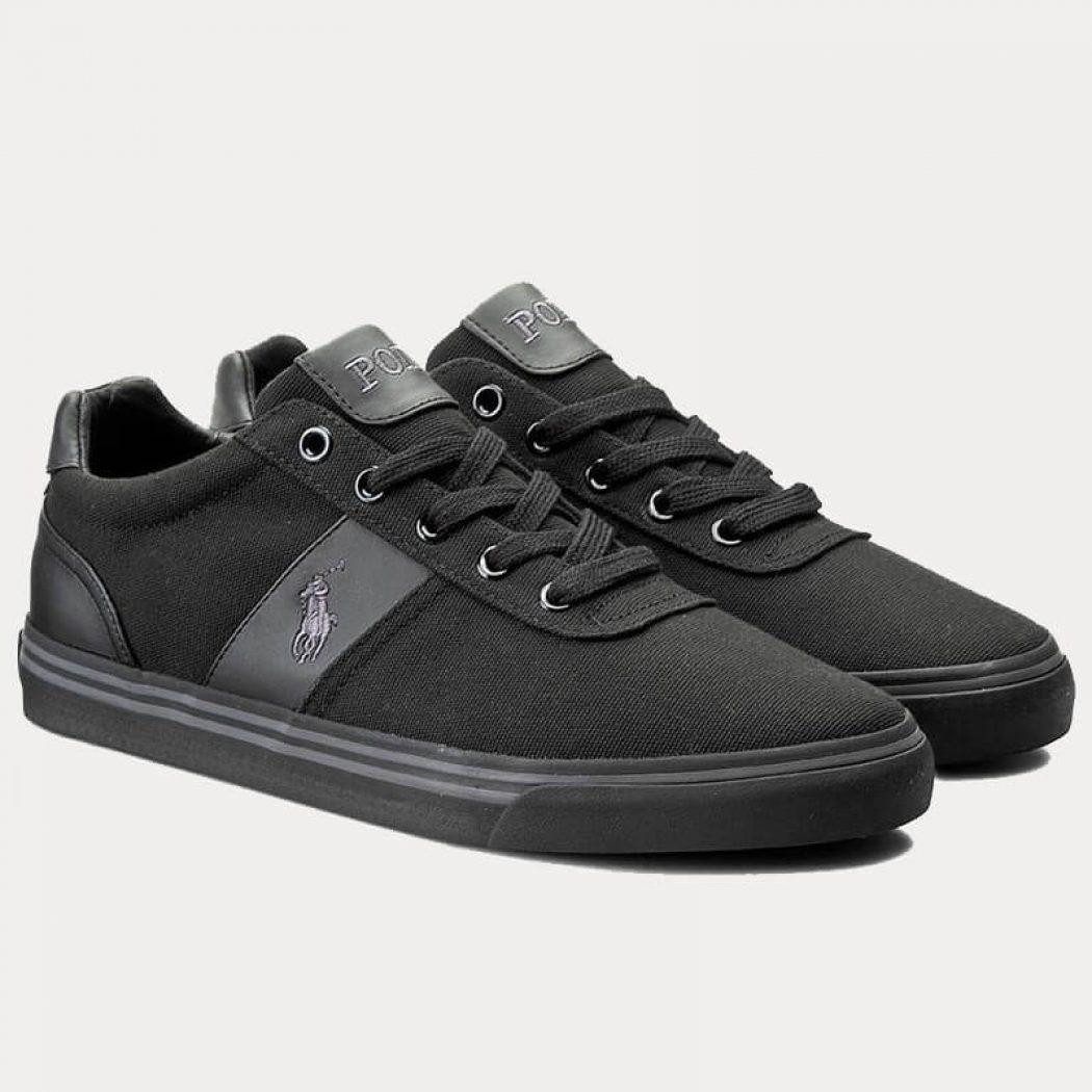 Casual Sneaker Ralph Lauren Hanford 816176919C43 Μαύρο 11