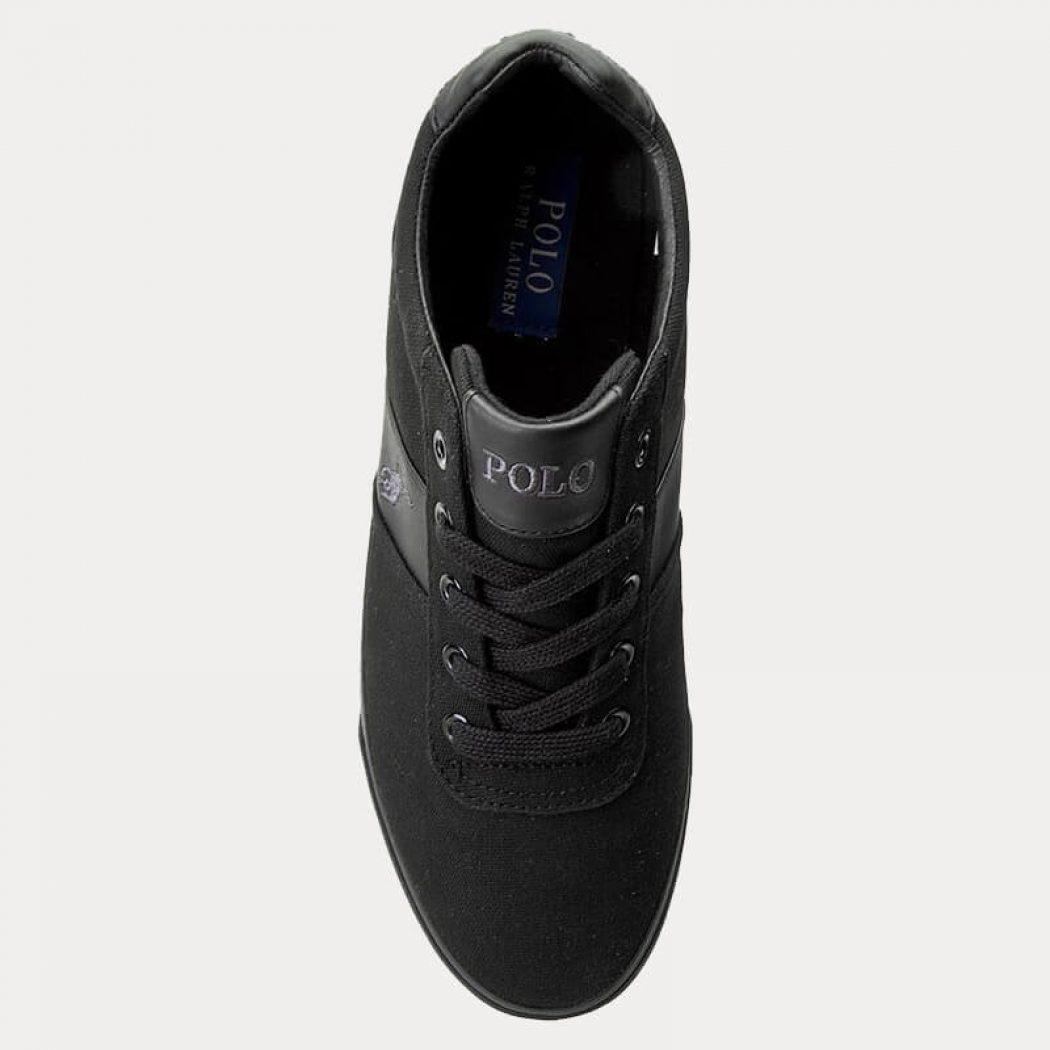 Casual Sneaker Ralph Lauren Hanford 816176919C43 Μαύρο 14