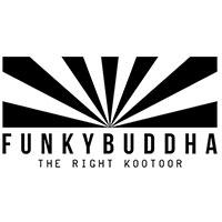 ragazzi logo funky buddha