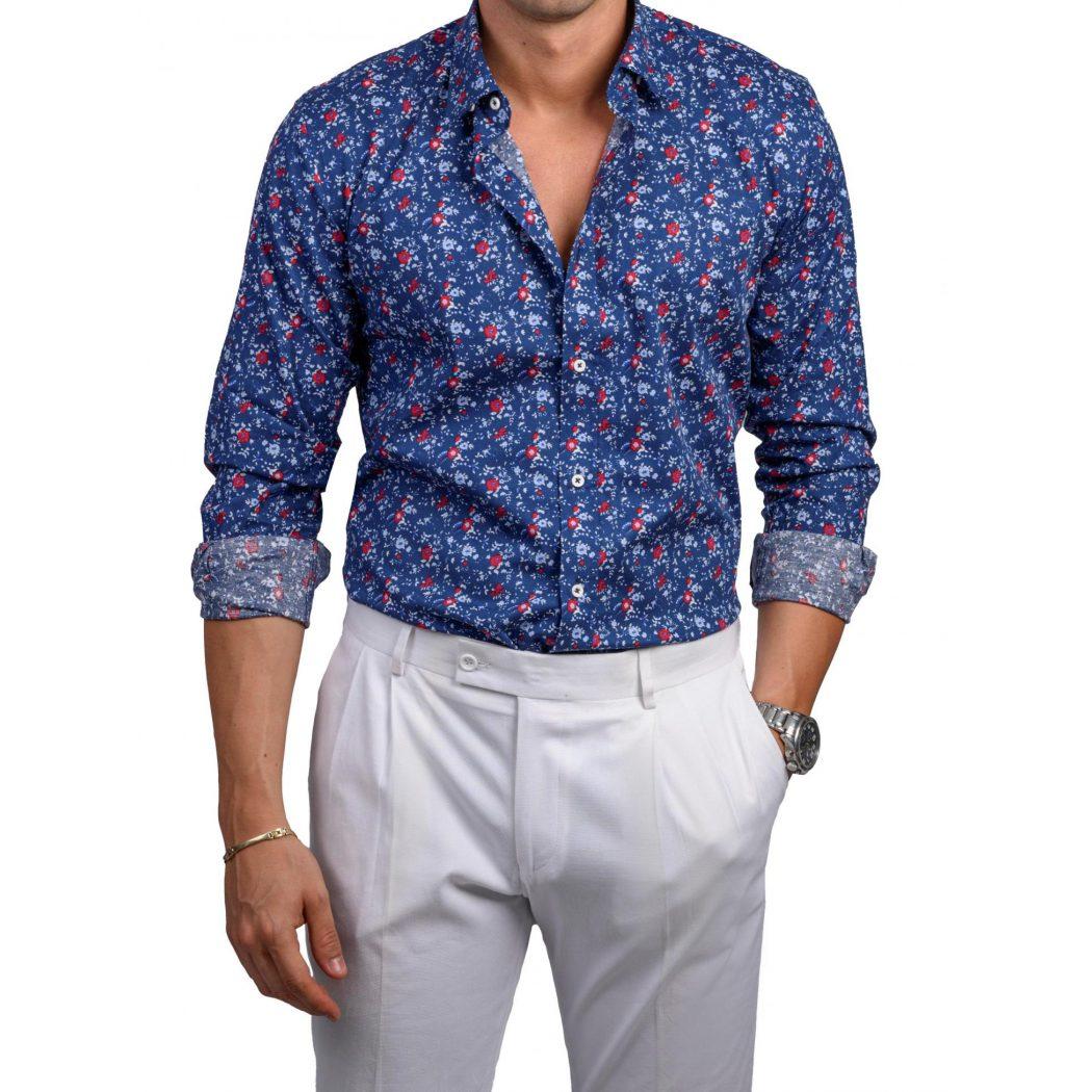 floral πουκαμισο d 2264 5984