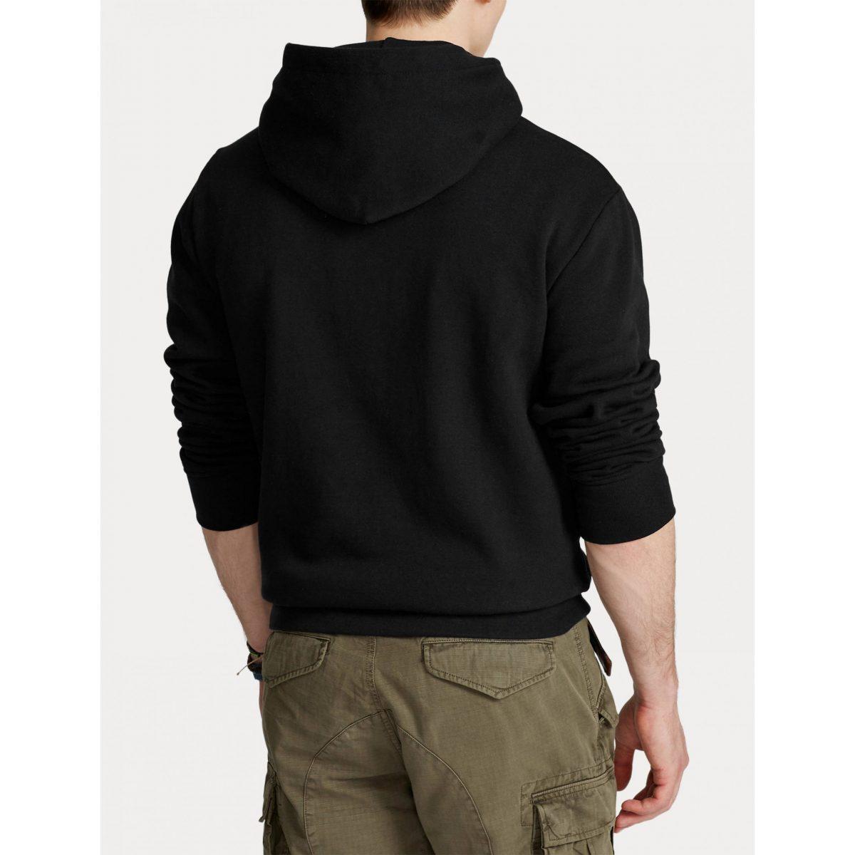 polo ralph lauren hoodie met logo zwart zwart 3616531202591 1 scaled